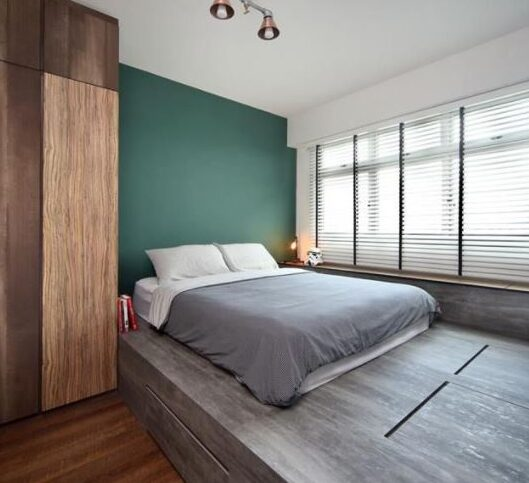 Painting service for 1 bedroom HDB/Condo