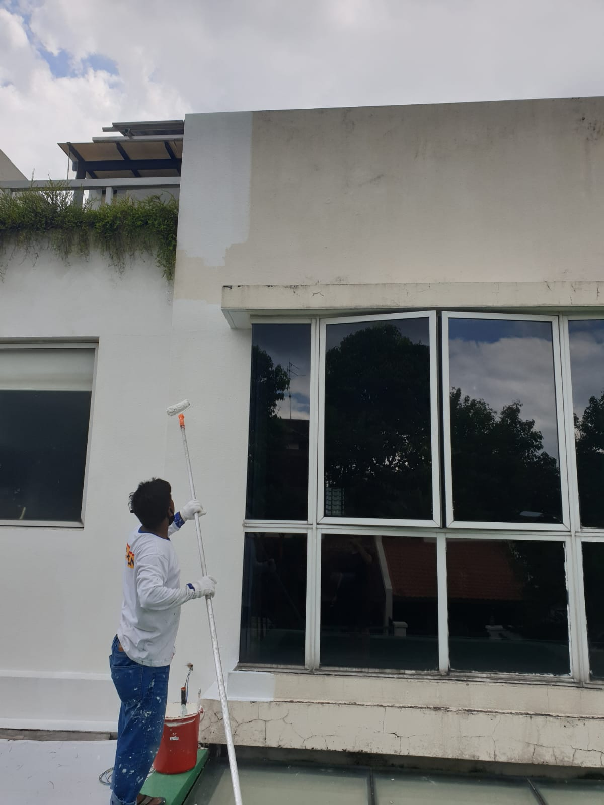 Painting service for Exterior