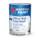 Interior paint odourless EasyWash