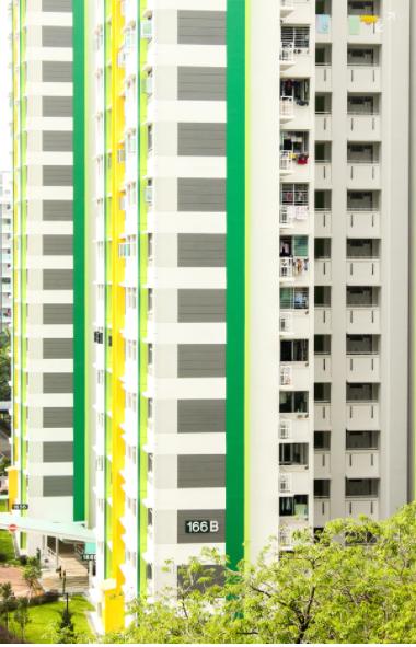 Trending Paint Colours for HDB Singapore